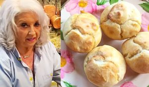 Paula Deen's Easy Mayonnaise Biscuit Recipe