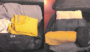 Packing Hack: How To Make A Space-Saving Army Fold