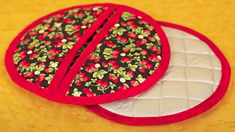 How To make A 60-Minute Pot Holder | DIY Joy Projects and Crafts Ideas