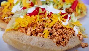 Puffy Tacos Recipe
