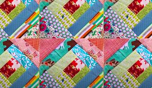 How To Make An 8-Minute Quilt Block
