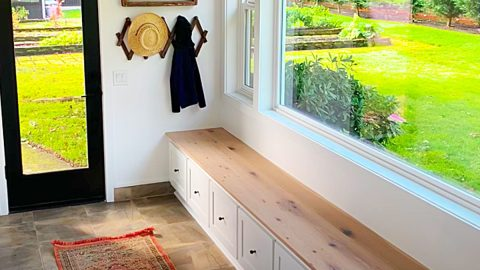 How To Make A Wooden Storage Bench | DIY Joy Projects and Crafts Ideas