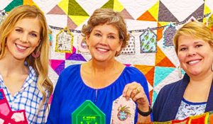 3 Tiny House Quilting Projects With Jenny Doan