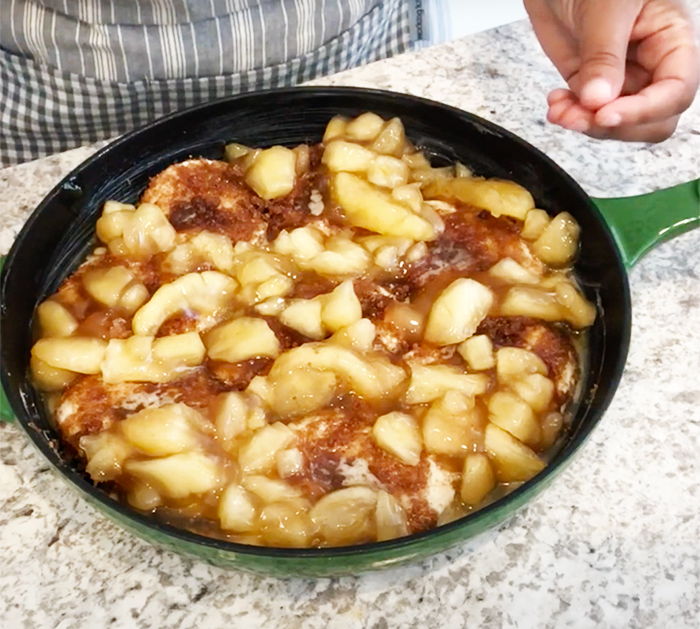 Easy Pie Filling Recipes - Fast Biscuit Recipes - Apple Pie Desserts