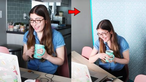 How To Make A DIY Zoom Background   DIY Joy Projects and Crafts Ideas