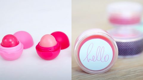 How To Make A Homemade Lip Balm | DIY Joy Projects and Crafts Ideas