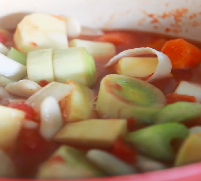 Winter Warmer - Vegetarian Friendly Meal - Soup Recipes