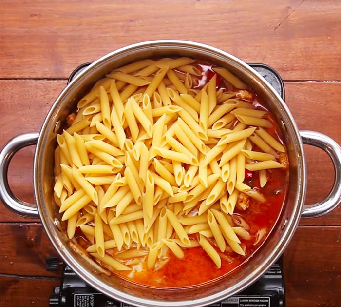 Chicken Pasta Recipes - Chicken Dinner Ideas - Easy Fajita Recipes