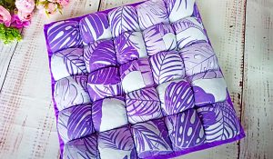 How To Make Bonbon Chair Cushion