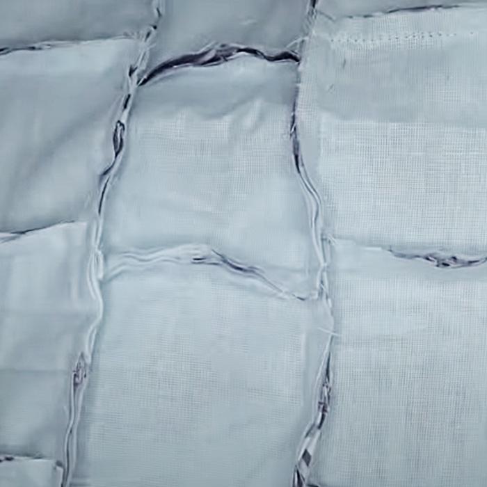 Easy Cushion Pattern - Free Chair Cushion Pattern - Bonbon Cushion Free Pattern