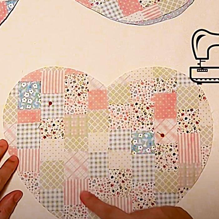 Free Oven Mitt Pattern - Fun Quilting Ideas - Quick Potholder Pattern