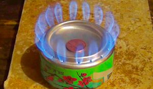 How To Make A Penny Can Alcohol Stove