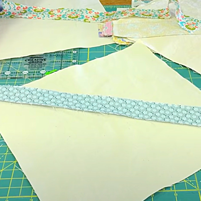 How To Make A String Quilt - Easy Quilt Pattern - Free Quilt Pattern