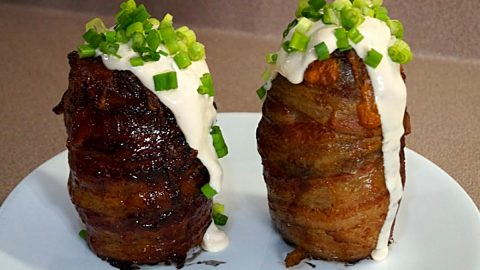 Volcano-Baked Potatoes Recipe | DIY Joy Projects and Crafts Ideas