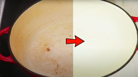 How To Remove Stains Off Dutch Oven Pots   DIY Joy Projects and Crafts Ideas