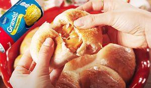 Caramel Apple Biscuit Bombs Recipe