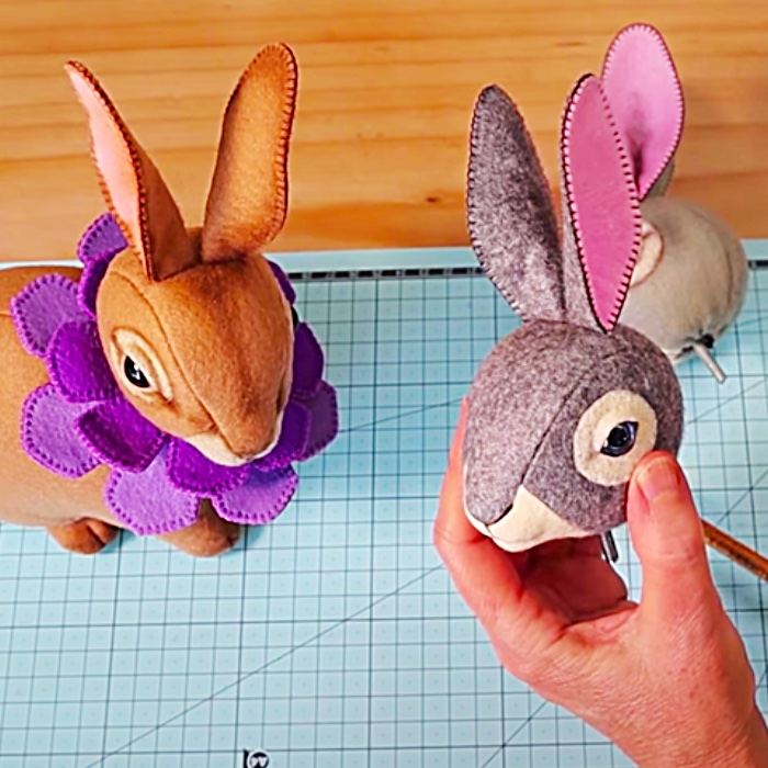 Easter Gift Idea - Easy Homemade Toy - Handmade Easter Gift