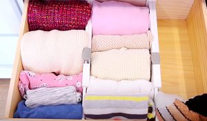 How To Fold And Organize Clothes Properly