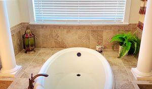 How To Maintenance Clean A Garden Tub