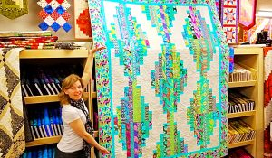 Long Tall Quilt With Donna Jordan