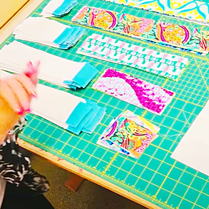 How To Make A Quilt - Easy Quilt Design - Jelly Roll Quilt Pattern