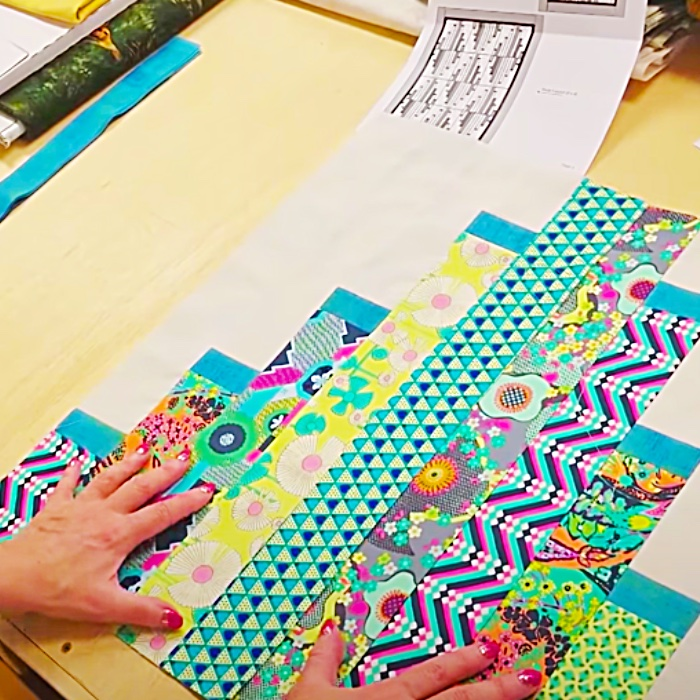Easy Quilt Pattern - Donna Jordan Quilt Pattern - Sewing Project