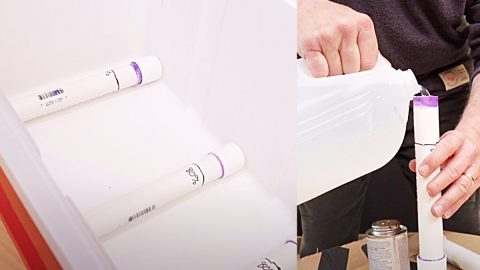 Super-Charged Polar Bear Tubes For An Ice Chest | DIY Joy Projects and Crafts Ideas
