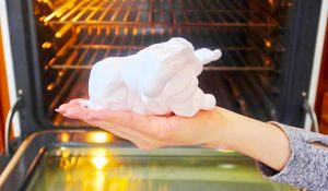 How To Clean With Shaving Cream