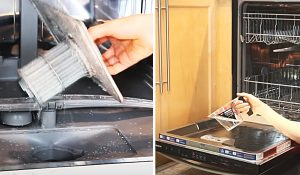 How To Clean A Smelly Dishwasher