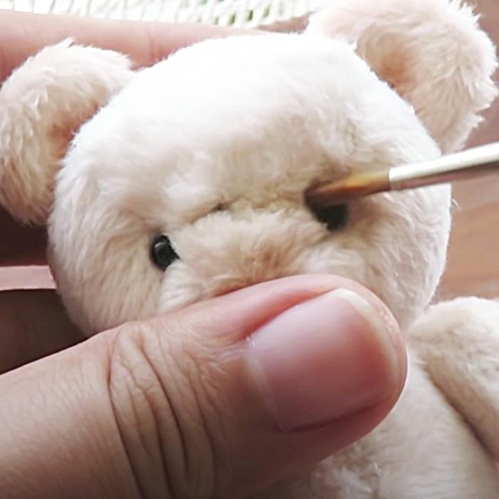 How To Make A Teddy Bear - Easy Teddy Bear Project - DIY Teddy Bear