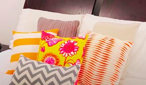 How To Sew A Basic Throw Pillow