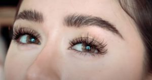 Cheap DIY Eyelash Extensions