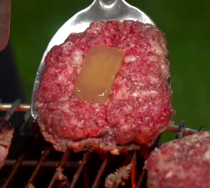 Flip Ice Cube Burgers - Burger Hack