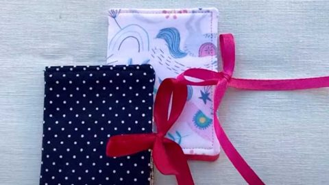 How To Make A Pocket Prayer Quilt | DIY Joy Projects and Crafts Ideas