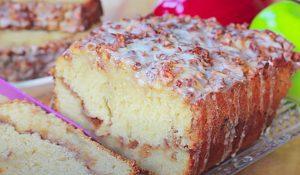 Apple Fritter Loaf Recipe