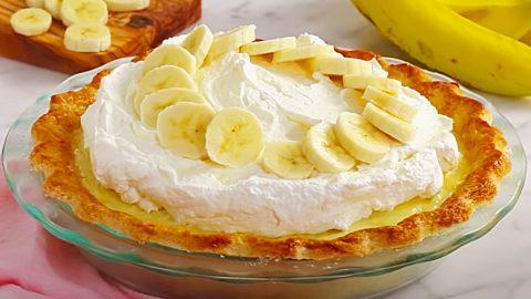 Banana Cream Pie Recipe | DIY Joy Projects and Crafts Ideas