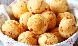 Brazilian Cheese-Bread Balls Recipe