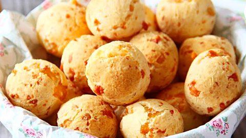 Brazilian Cheese-Bread Balls Recipe   DIY Joy Projects and Crafts Ideas
