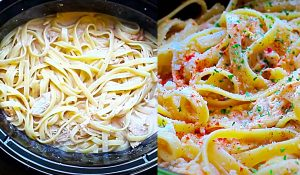 Crockpot Cajun Chicken Fettuccine Recipe