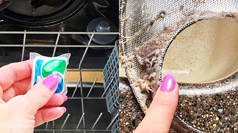 Why Not To Use Dishwasher Pods | DIY Joy Projects and Crafts Ideas