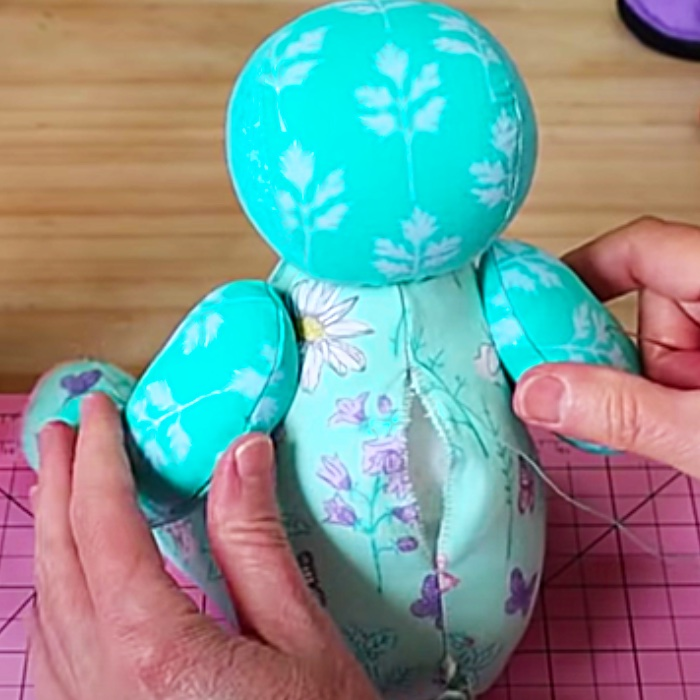 DIY Elephant Toy - How To Make A Toy Elephant - How To Sew An Elephant - Free Toy Elephant Pattern