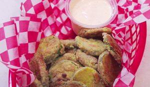 Copycat Hooters Air Fryer Pickles Recipe