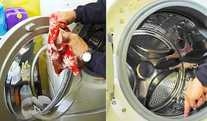 How To Get Rid Of Odor In A Front-Loading Washing Machine