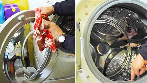 How To Get Rid Of Odor In A Front-Loading Washing Machine | DIY Joy Projects and Crafts Ideas