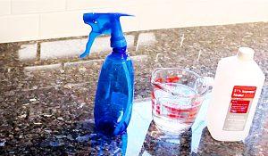 How To Make No-Vinegar Granite Cleaner