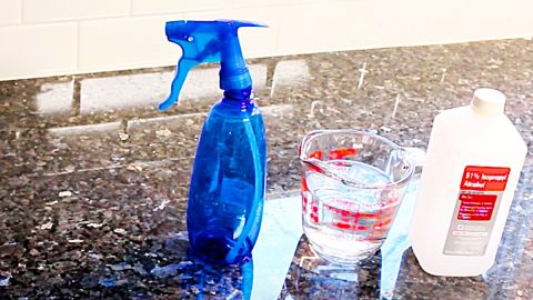 How To Make No-Vinegar Granite Cleaner | DIY Joy Projects and Crafts Ideas
