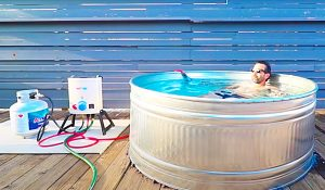 How To Build A 1-Hour Hot Tub