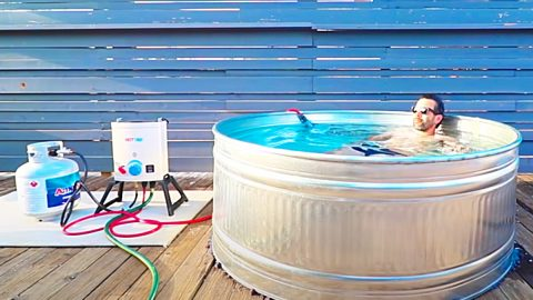 How To Build A 1-Hour Hot Tub | DIY Joy Projects and Crafts Ideas