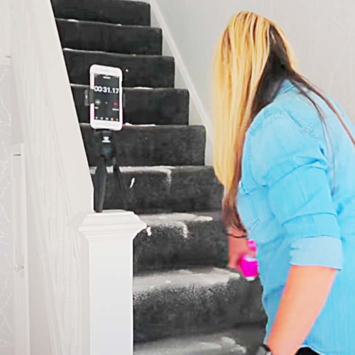 Cleaning Hacks - Carpet Cleaning Hacks - Easy Stair Cleaning Ideas