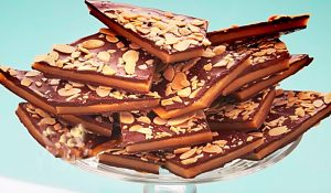 Homemade Crunchy Toffee Recipe